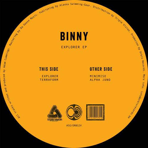 ASGOR012 - Binny - Explorer EP