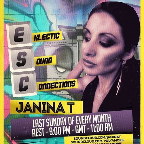 JANINA T - E-kletic S-ound C-onnections - Episode 4