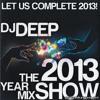 DJ Deep the Yearmix Show 2013