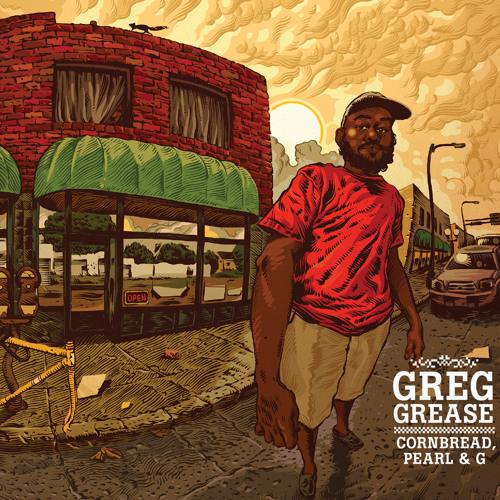 Greg Grease - Pressure