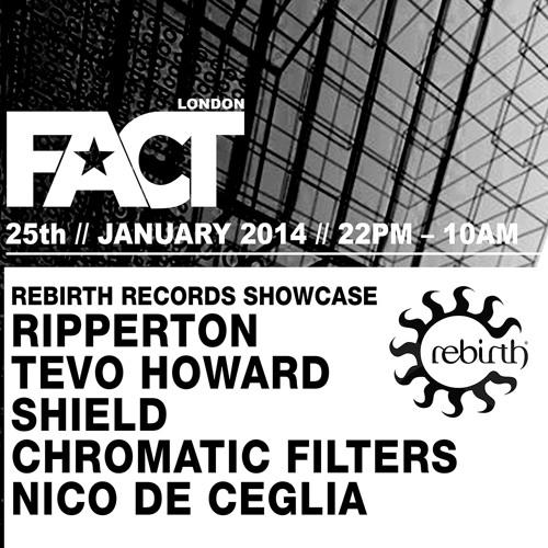 Shield set @ Egg London - Rebirth Showcase