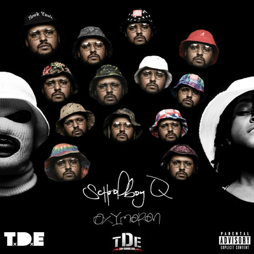 Schoolboy Q The Oxymoron Mixtape
