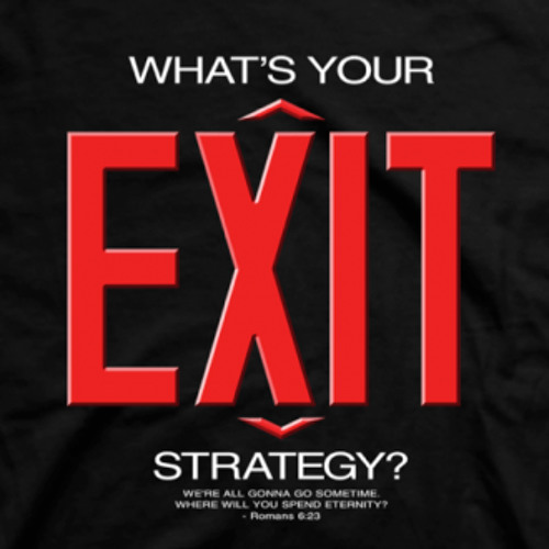 """Exit Strategy"" Pastor Gregory Carrol - March 24 2012"