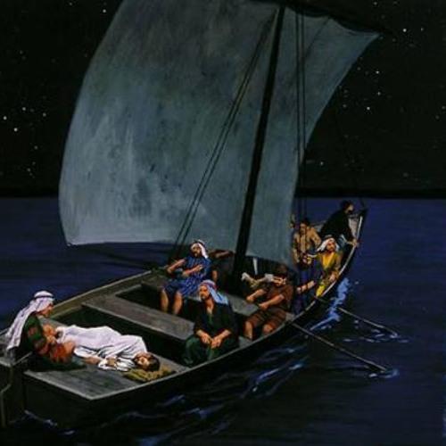 """""""Broken And Battered But Safe In The Ship"""" Pastor Greg Carrol  April 14 2012"""