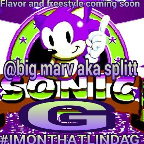 Drowning(Sonic G Freestyle)-BIG MARV AKA SPLITT (prod.by Raisi K)