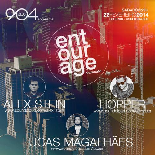 Alex Stein @ Entourage Showcase Brasília