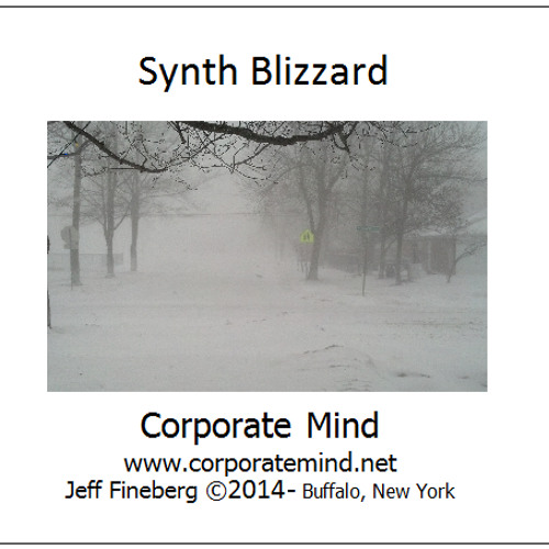 Thundersnow - Synth Blizzard (2014)