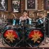 Cinta Gila - Dewa 19, Tyo Nugros Drum Solo, Guitar Pro 6