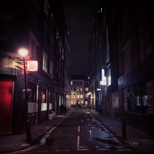 Last Night In London (OP-1 Sketch)