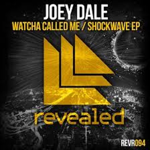 Joey Dale-Shockwave(ENJEE Remix)PREVIEW
