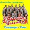 Corazón Serrano - Ahora que estoy vivo Portada del disco
