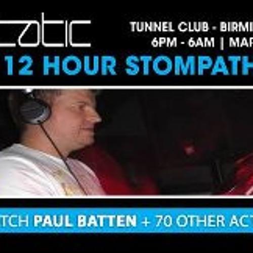 Paul Batten - Xstatic 12 Hour Stompathon Mix (March 2014)