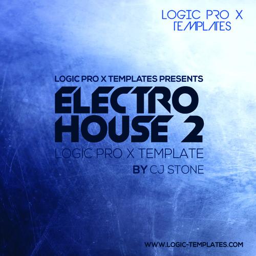 Electro House 2 Logic Pro X Template