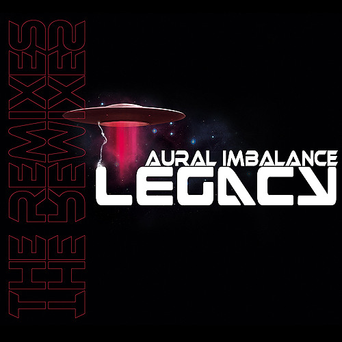 Aural Imbalance - Into Space (Into Berry Space remix) Synthetic & Live Bass And Drums