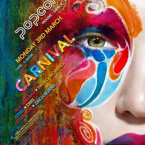 The Sounds of Heaven vol 12. Carnival '14. DJ Ale Amaral