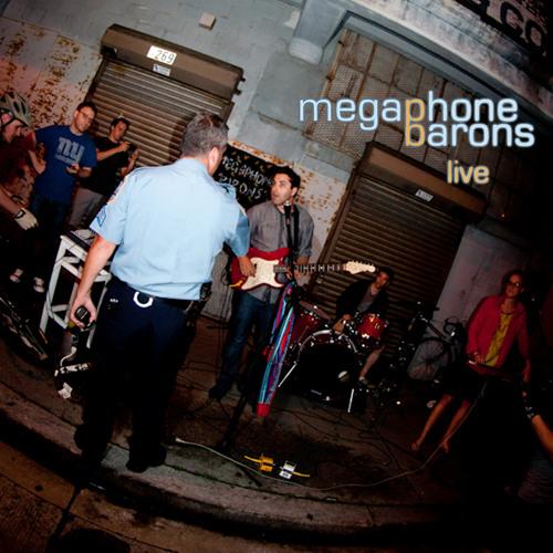 Megaphone Barons - Live -  East Falls Church