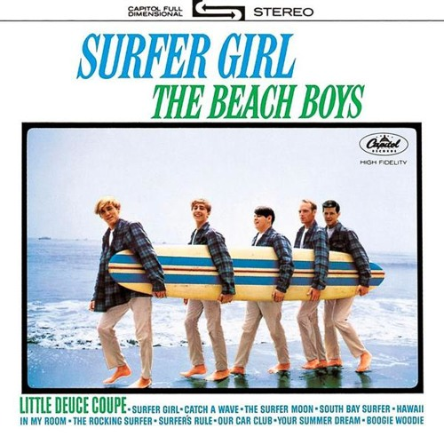 Catch A Wave (Beach Boys Cover) (2014)
