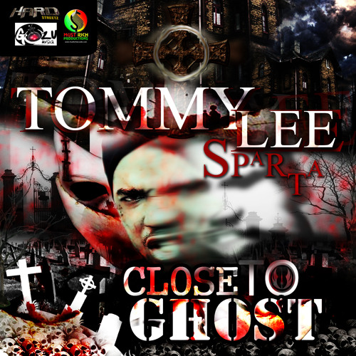 Tommy Lee Sparta - Close To Ghost (Raw Edit) Black Version Riddim