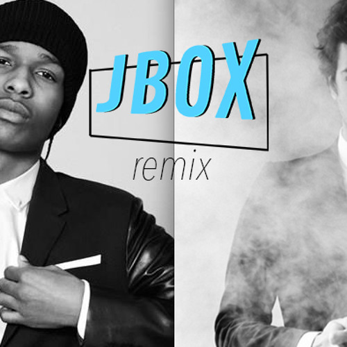 A$AP Rocky x In Distress Ft. Gesaffelstein (Jbox Remix)