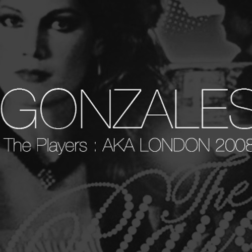 Karl Gonzales   'THE PLAYERS' At AKA London 2008 : 2hrs  -  Free Download here