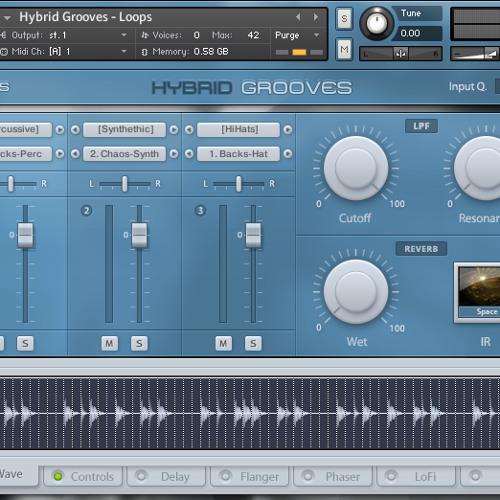 Hybrid Grooves