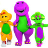 Barney and friends drop