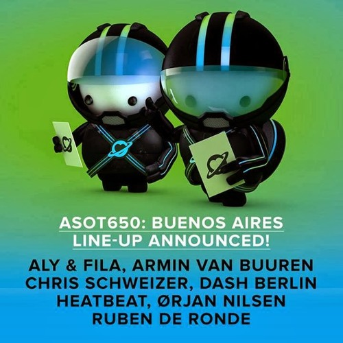 Armin van Buuren - Live ASOT 650 (Buenos Aires) – 01.03.2014 (Exclusive Free) By : Trance Music ♥