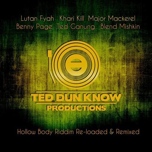 Ted Ganung Ft. Major Mackerel - Princes, Prophets & Priests (Blend Mishkin Remix)