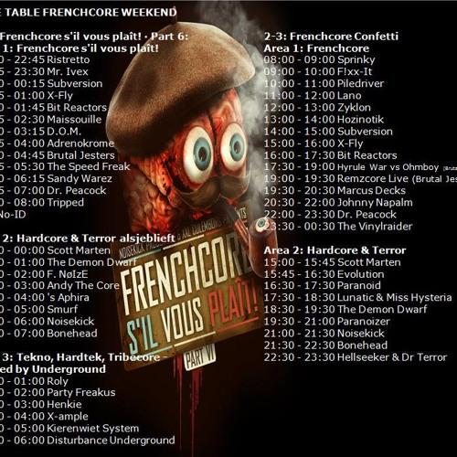 Sprinky @ Frenchcore SVP Confetti, 02-03-2014, XXL Culemborg, Culemborg, NL