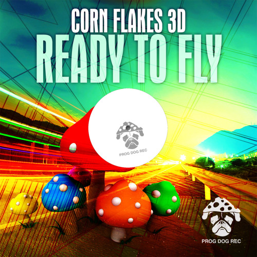 Corn Flakes 3D - System Check (#4 beatport psy tracks)