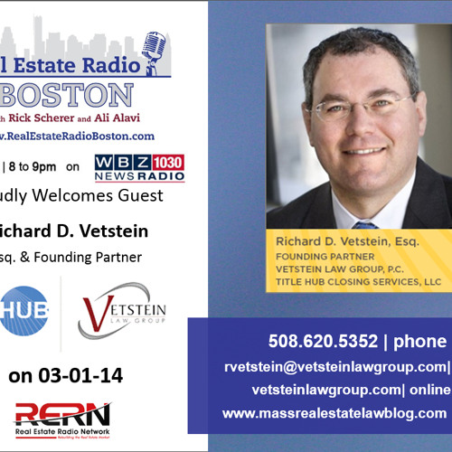 Real Estate Radio Broadcast 3/1/14