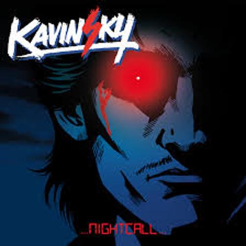 Kavinsky - Nightcall - MaxxWatts- Electrodub