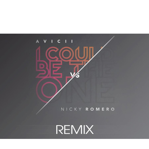 "Avicii vs Nicky Romero - I Could Be The One ""Remix"""