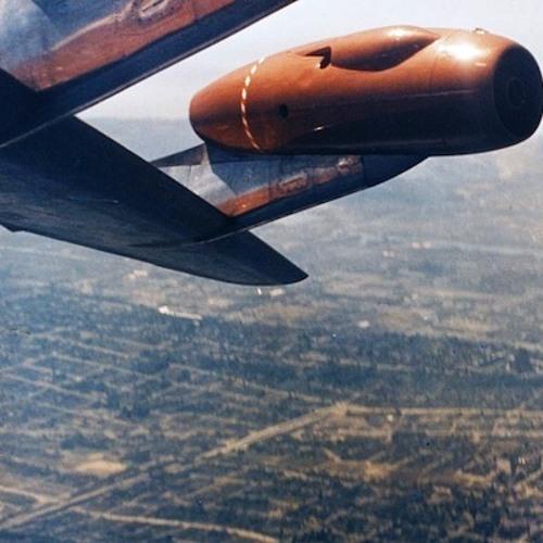 707 Barrel Roll