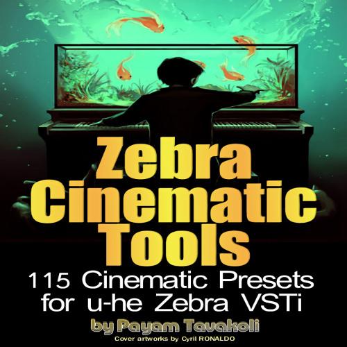 U-he Zebra Cinematic Tools Soundsets ( Demo )