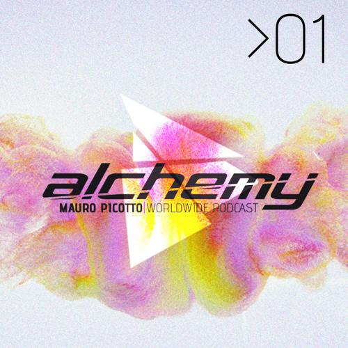 Mauro Picotto Alchemy Podcast Episode 01