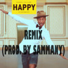 Pharrell Williams - Happy (Remix Prod. By Sammany)