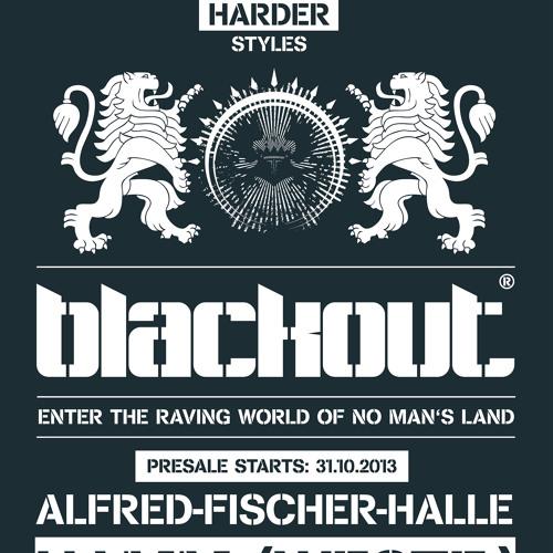 Bass Facker @ Blackout Festival 01.03.14 In Hamm