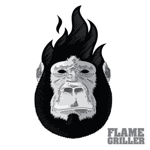 Flame Griller - Guitat - Nosmo's weird, slightly wank, 24 bar lazy producer's remix