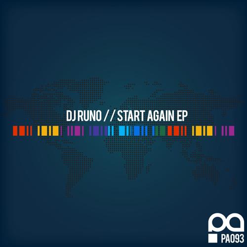 DJ Runo - Start Again (Original Mix)