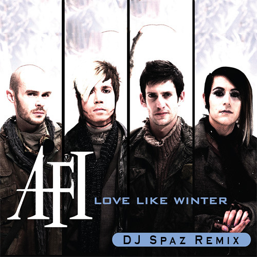 AFI - Love Like Winter (DJ Spaz 2007 Club Remix)