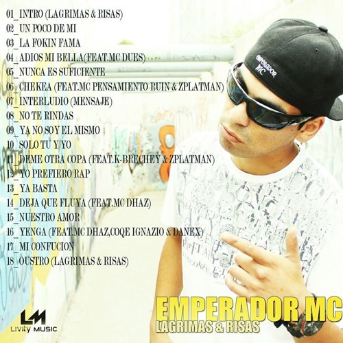 12.YO PREFIERO RAP - EMPERADOR MC
