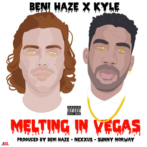 Melting In Vegas