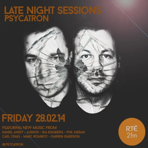 Late Night Sessions RTE 2FM - February 2014