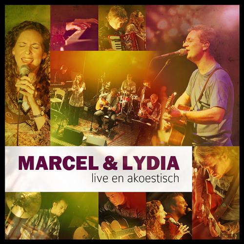 de here zegent jou (live)marcel & lydia | free listening on