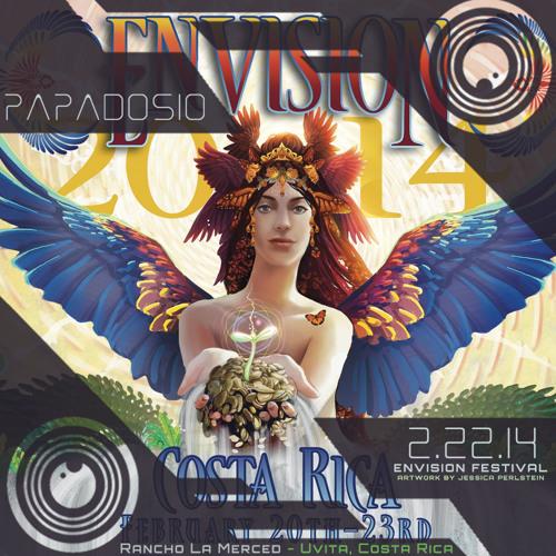 Papadosio - Live At Envision 2014 - Uvita, Costa Rica - Cue