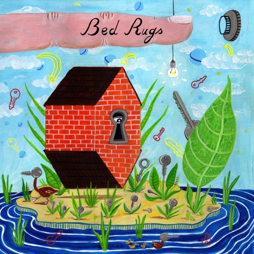 Bed Rugs 'Purple Pill'