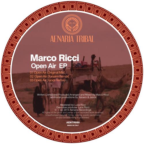 Marco Ricci - Open Air EP - AENTR050