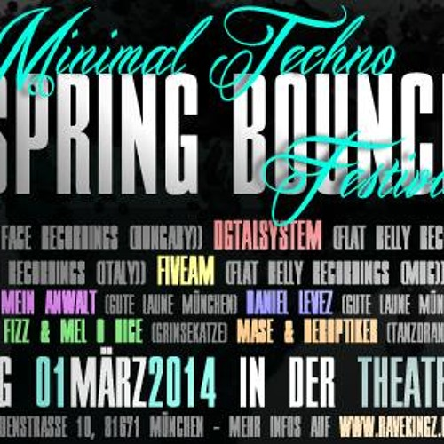 SPRRVR @ Spring Bounce Festival 01.03.14