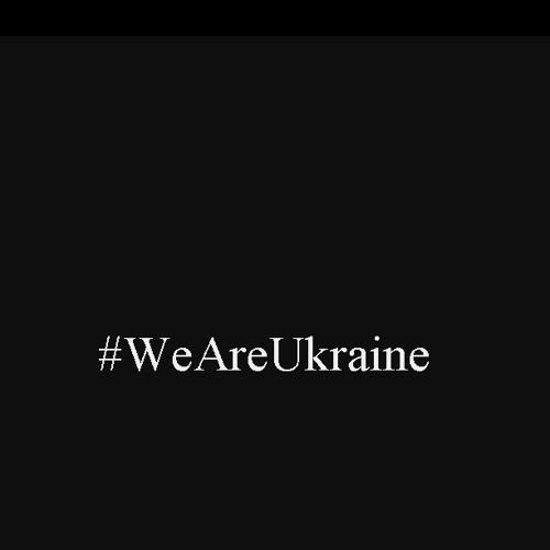 Get Up Stand Up -  #WeAreUkraine